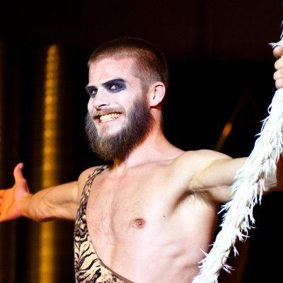 Finn Jagd Andersen / Zirkus Gonzo
