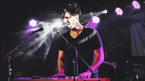 Yusuf Sahilli & Band (D/SYR)